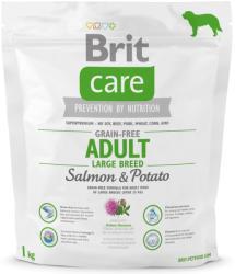 Brit Care Grain-free Adult Large Breed - Salmon & Potato 1kg