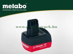 Metabo 12V 2.2Ah Li-Ion (625486000)
