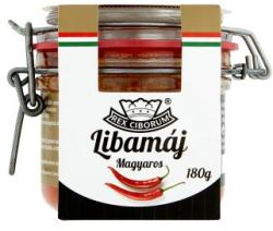 Rex Ciborum Magyaros libamáj (180g)