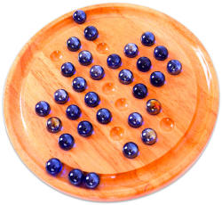 Bigjigs Toys Solitaire (MHOR-BJ152)