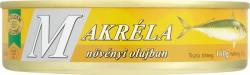 Golden Globe Makréla növényi olajban (160g)