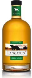 LANGATUN Old Bear Smoky Whiskey 0,5L 61,8%