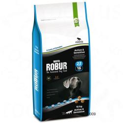 Bozita Robur Active & Sensitive (22/16) 2x15kg