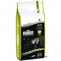 Bozita Robur Genuine Lamb & Rice (23/13) 12,5kg