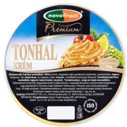 Novofruct Premium tonhal krém (75g)