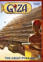 Mayfair Games Giza the Great Pyramid - angol nyelvű