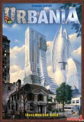 Mayfair Games Urbania - angol nyelvű
