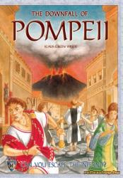 Mayfair Games The Downfall of Pompeii - angol nyelvű