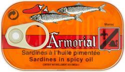Armorial Szardínia pikáns olajban (120g)