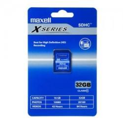 Maxell SDHC 32GB Class 10 854424.00 TW