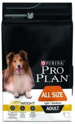 PRO PLAN All Size Adult Light/Serilised 14kg