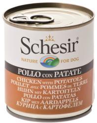 Schesir Chicken & Potato 6x285g