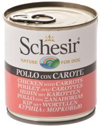 Schesir Chicken & Carrots 12x285g