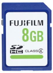 Fujifilm SDHC 8GB Class 4 04003813