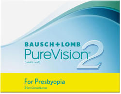 Bausch & Lomb PureVision 2 For Presbyopia (3 db) - havi