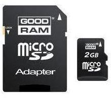 GOODRAM MicroSD 2GB SDU2GAGRR10