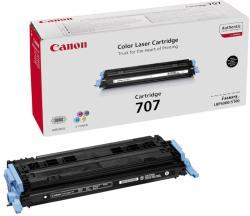 Canon CRG-707BK Black