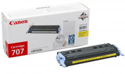 Canon CRG-707Y Yellow 9421A004
