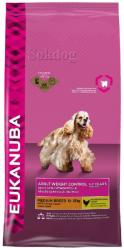 Eukanuba Adult Weight Control Small & Medium Breed 3kg