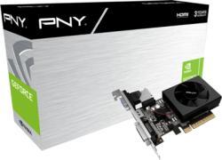 PNY GeForce GT 710 2GB GDDR3 64bit PCIe (GF710GTLP2GEPB)