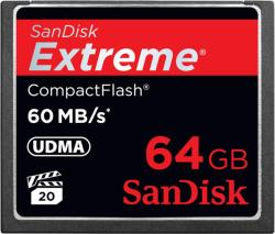 SanDisk CF Extreme 64GB 400X SDCFX-064G-X46