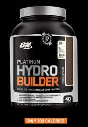 Optimum Nutrition Platinum Hydro Builder - 520g