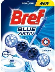 Bref Blue Aktiv Chlorine WC-frissítő 50g