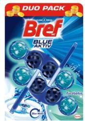 Bref Blue Aktiv Eucalyptus WC-frissítő 2x50g