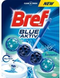 Bref  Blue Aktiv Eucalyptus WC-frissítő 50g