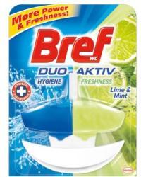 Bref Duo Aktiv Lime & Mint WC-frissítő 50ml