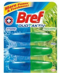 Bref Duo Aktiv Pine WC-frissítő utántöltő 3x50ml