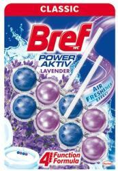 Bref Power Aktiv Lavender WC-frissítő 2x50g