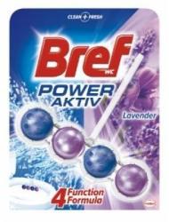 Bref Power Aktiv Lavender WC-frissítő 50g