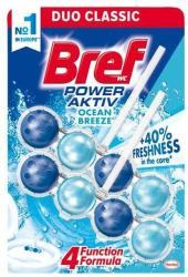 Bref Power Aktiv Ocean WC-frissítő 2x50g