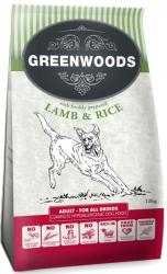 Greenwoods Adult Lamb & Rice 2x12kg