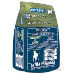 Nutrivet Instinct Dietetic & Care 12kg