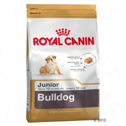 Royal Canin Bulldog Junior 2 x 12kg