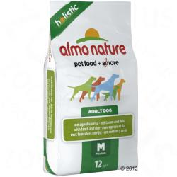 Almo Nature Adult Medium - Lamb & Rice 2x12kg