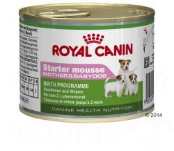 Royal Canin Starter Mousse Mother & Babydog 24x195g