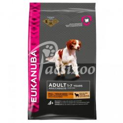 Eukanuba Adult Small & Medium Breed Lamb & Rice 2,5kg