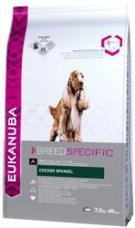 Eukanuba Breed Cocker Spaniel 2 x 7,5kg