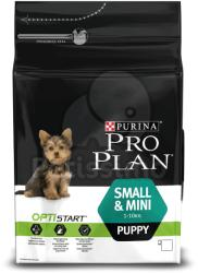 Pro Plan OptiStart Small & Mini Puppy 3kg