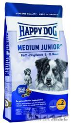 Happy Dog Supreme Medium Junior 25 10kg