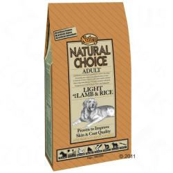 Nutro Natural Choice - Adult Light Lamb & Rice 2 x 10kg