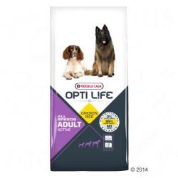 Versele-Laga Opti Life Adult Active 2x12,5kg