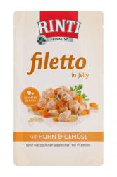 RINTI Filetto - Chicken & Vegetables in Jelly 125g