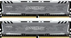 Crucial 32GB (2x16GB) DDR4 2400MHz BLS2C16G4D240FSB