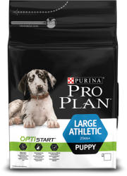 PRO PLAN OptiStart Large Athletic Puppy 3kg