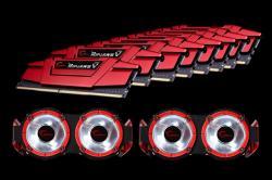 G.SKILL 128GB (8x16GB) DDR4 3000MHz F4-3000C14Q2-128GVKD