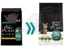 PRO PLAN OptiStart Small & Mini Puppy 3x7kg